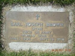 Earl Joseph Brown