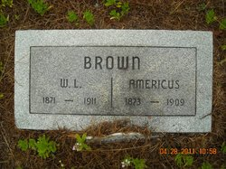 America <I>Parrish</I> Brown