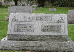 Claude Montgomery Allen