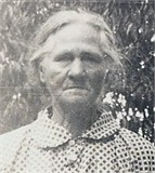 "Rhoda Angeline ""Raelie or Radie"" <I>Harris</I> Cary"