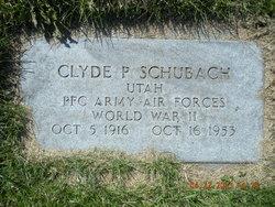 Clyde Phillip Schubach