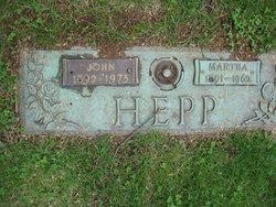 Martha Hepp