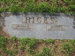 Blanche Hunt Hicks