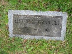Eleanor Laura <I>Grosman</I> Hill