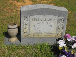 Della <I>McMinn</I> Gentry
