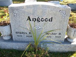 Dexter Richard Angood