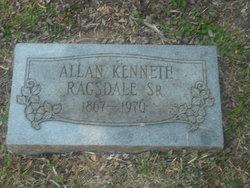 Allan Kenneth Ragsdale, Sr