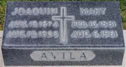 Mary Avila