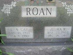 """L A """"Cap"""" Roan"""