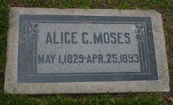 Alice <I>Christie</I> Moses