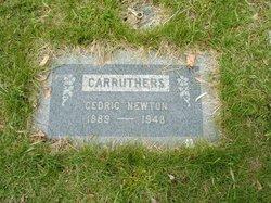 Cedric Newton Carruthers