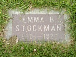 Emma Boss <I>Damon</I> Stockman