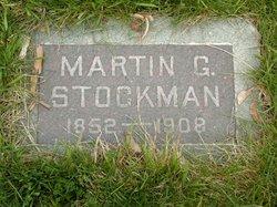 Martin G Stockman