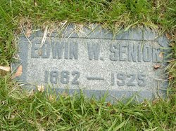 Edwin William Senior