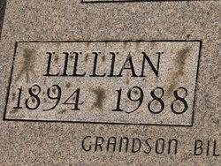 Lillian B. <I>Webb</I> Caldwell