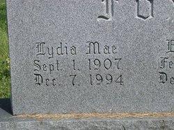 Lydia Mae <I>Parlier</I> Fox