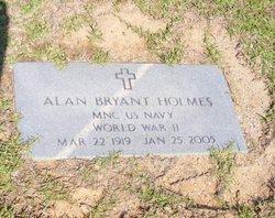 Alan Bryant Holmes