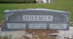 Sarah Katherine <I>Tipton</I> Hosmer