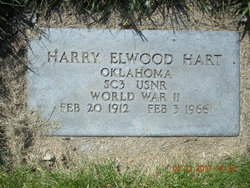 Harry Elwood Hart