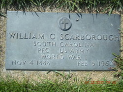 William Scarborough
