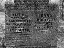 Ruth <I>Dunwiddie</I> Roberts