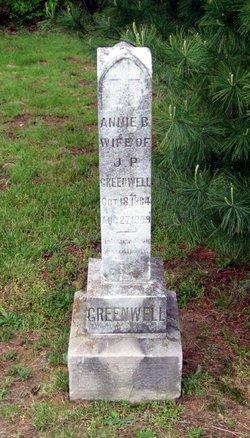 """Anna Belle """"Belle"""" <I>Harp</I> Greenwell"""