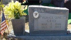 "Horace Gene ""Gene"" Gray"