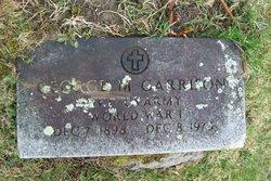 George Garrison
