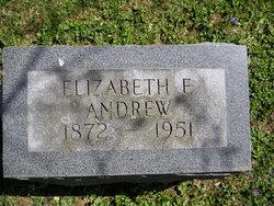 Elizabeth E <I>Jacoby</I> Andrew