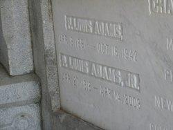Philip Louis Adams, Sr