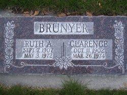 Ruth <I>Adamson</I> Brunyer