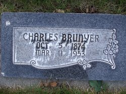 Charles Tybo Brunyer