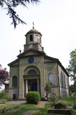 St. Bartholomew Churchyard