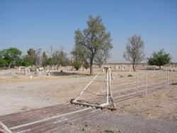 Toyah New Cemetery