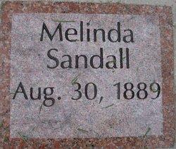 Melinda Sandall