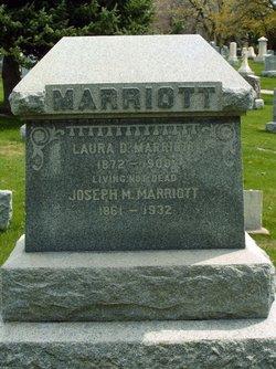 Laura D <I>Ashby</I> Marriott