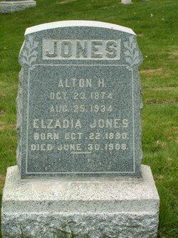 Alton Harry Jones