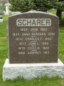 Godfrey Scharer