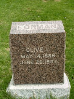 Olive Louise Forman