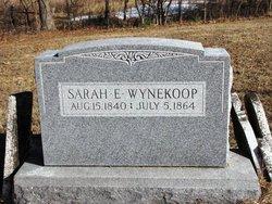 Sarah Ellen <I>Matthews</I> Wynekoop