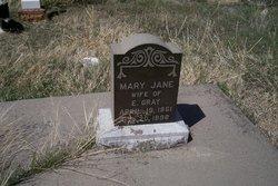 Mary Jane <I>O'Brien</I> Gray