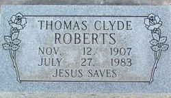 Thomas Clyde Roberts