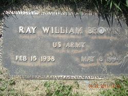 Ray William Brown