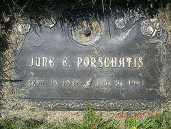 June Porschatis