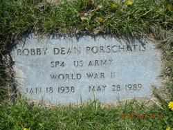 Bobby Porschatis