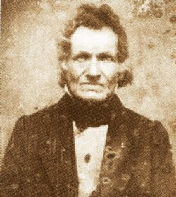 Rev Horatio Chandler