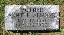 """Anna Elizabeth """"Annie"""" <I>Kyger</I> Almond"""
