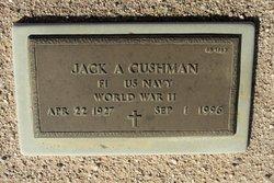 Jack A Cushman