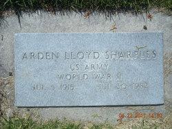 Arden Lloyd Sharples