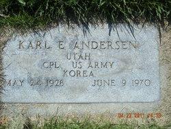 Corp Karl Edmond Andersen